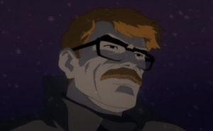 Jim Gordon in Batman: Year One