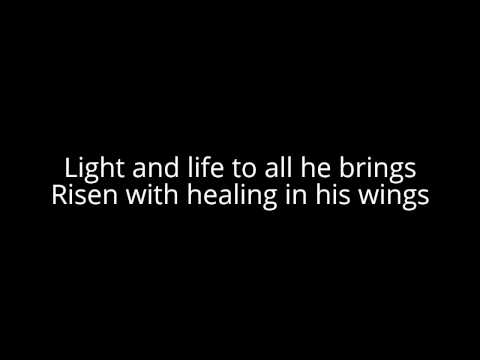 Song lyrics to Hark! the Herald Angels Sing was written by Charles Wesley (brother of John Wesley, founder of the Methodist Church) in 1739.