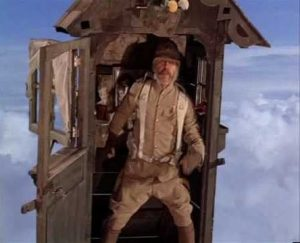 Song lyrics toPosh! performed by Lionel Jeffries inChitty Chitty Bang Bang
