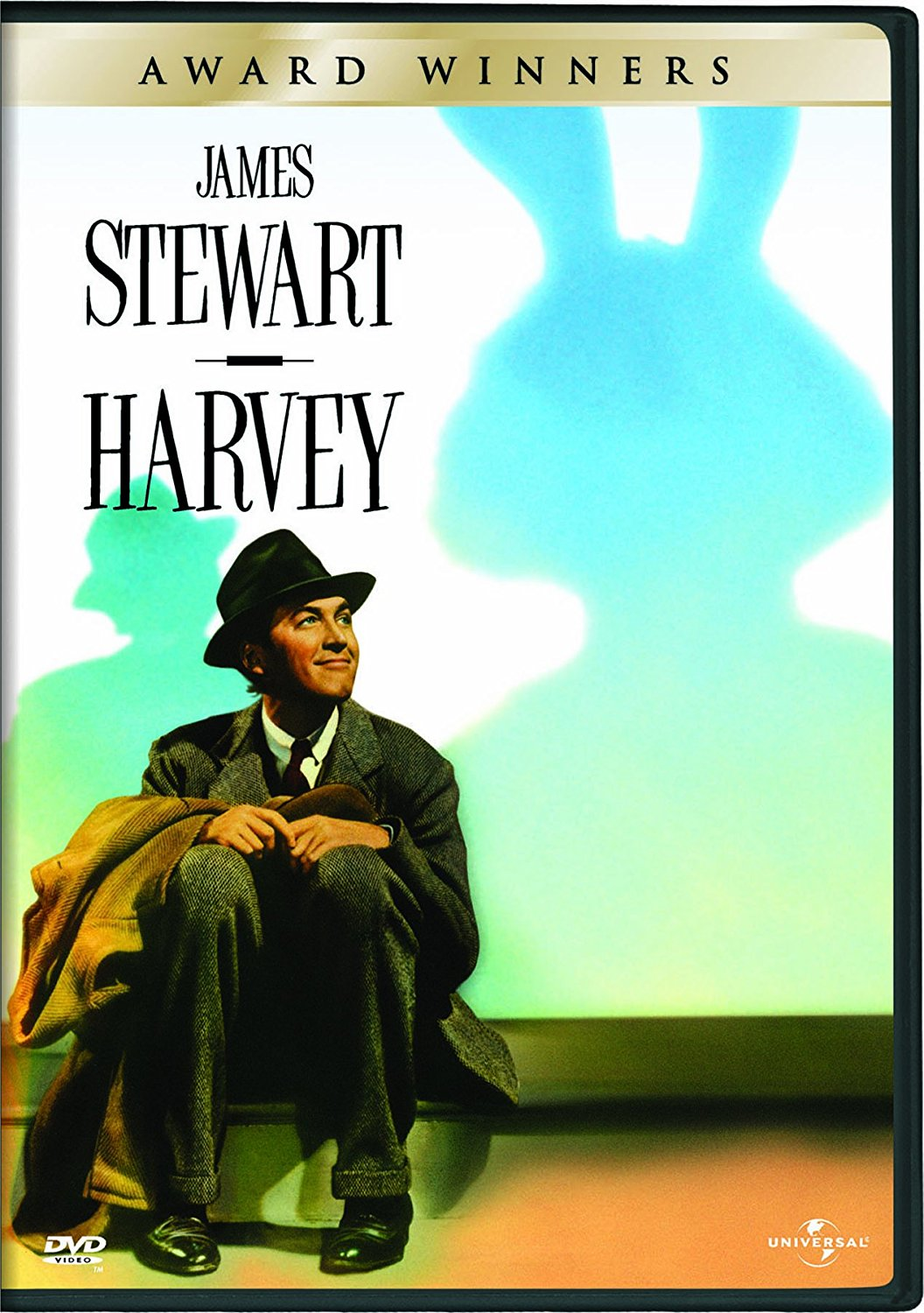 Harvey, starring James Stewart, Josephine Hull