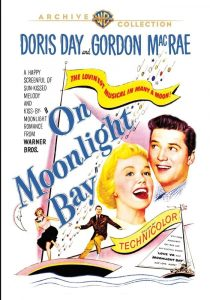 On Moonlight Bay, starring Doris Day, Gordon MacRae, Leon Ames, Rosemary DeCamp