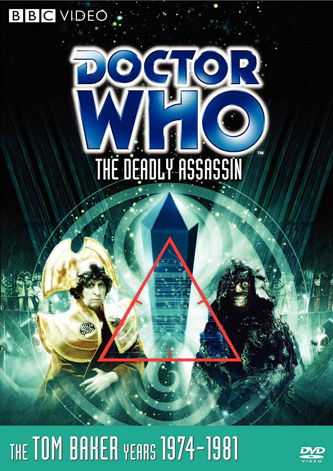 Doctor Who: The Deadly Assassin, starring Tom Baker, Peter Pratt