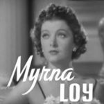 Myrna Loy in Libeled Lady
