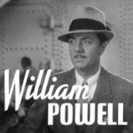 William Powell in Libeled Lady