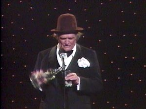 """Red Skelton doing his """"Guzzler's Gin"""" routine"""