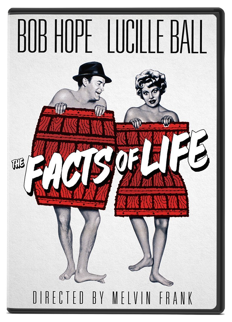 The Facts of Life(1960) starringLucille Ball,Bob Hope