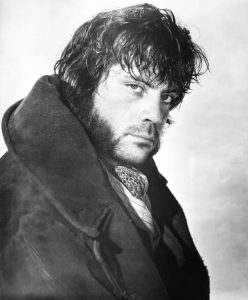 Oliver Reed as the villainous Bill Sykes, in Oliver!