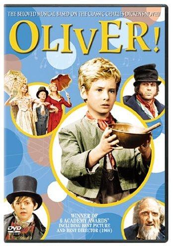 Oliver! (1968) starringMark Lester,Ron Moody,Oliver Reed,Jack Wild