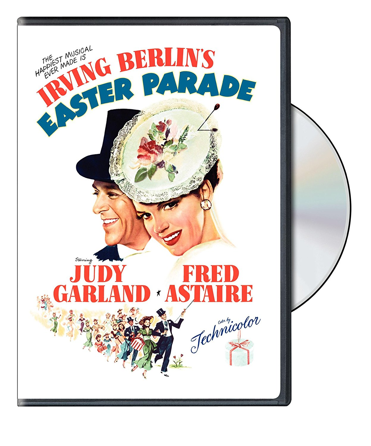 Easter Parade, starring Fred Astaire, Judy Garland, Ann Miller