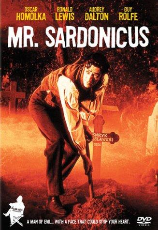 Mr. Sardonicus (1961) starringGuy Rolfe,Ronald Lewis,Oskar Homolka, Audrey Dalton by William Castle