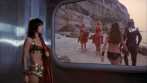 Scene from Starcrash