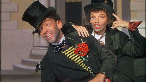 We're A Couple Of Swells, performed in Easter Parade by Fred Astaire and Judy Garland, composed by Irving Berlin