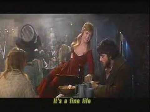 It's a Fine Life song lyrics, sung in Oliver! Words and Music by Lionel Bart