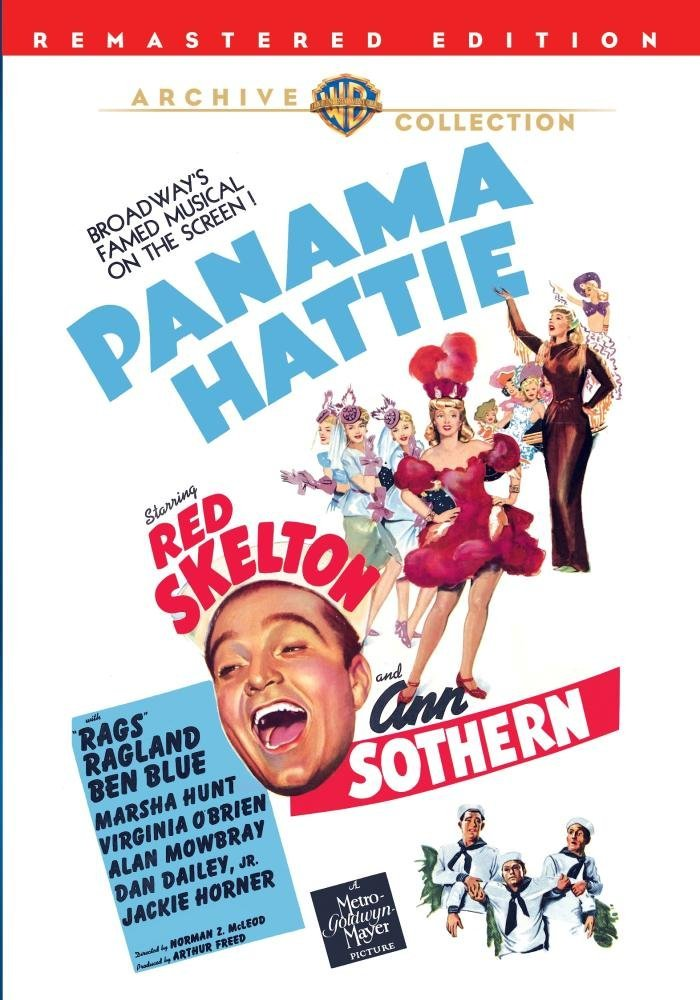 Hattie From Panama lyrics - music and lyrics by Roger Edens, performed in Panama Hattie