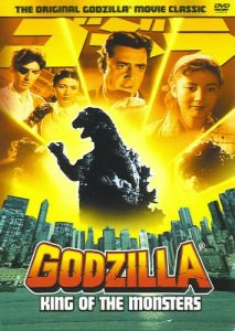 "Godzilla, King of the Monsters (1954) starring Raymond Burr - ""The Original Godzilla movie classic"""
