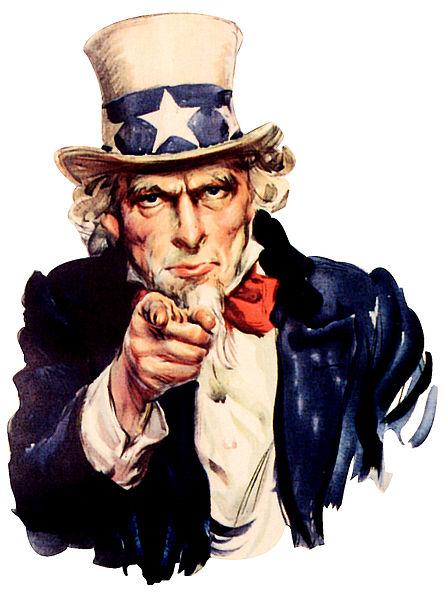 The Son of a Gun Who Picks On Uncle Sam lyrics, music by Burton Lane,lyrics by E.Y. Harburg, performed inPanama Hattie