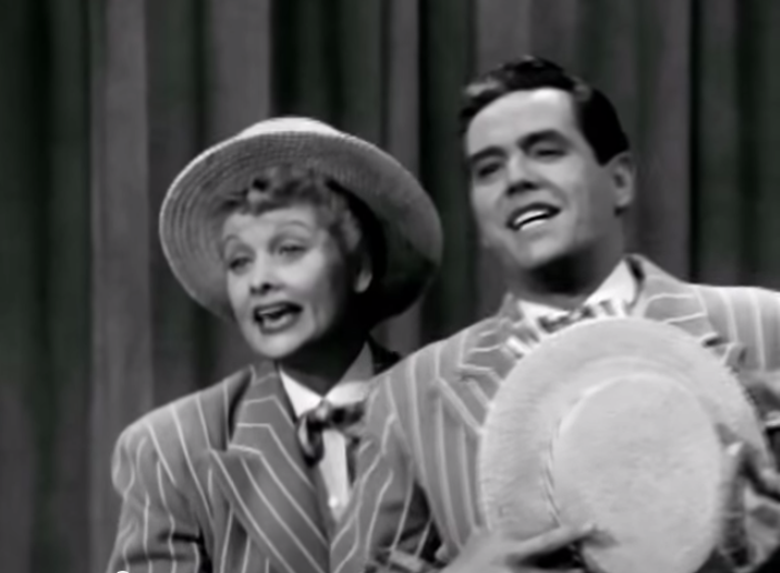 "We'll Build a Bungalow - I Love Lucy - Song lyrics to ""We'll Build a Bungalow"" as sung by Lucille Ball and Desi Arnaz on the classic 'I Love Lucy' TV episode, The Benefit"