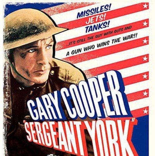 Sergeant York (1941) starring Gary Cooper, Walter Brennan, Joan Leslie