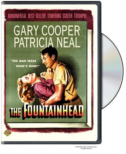 The Fountainhead (1949) starring Gary Cooper, Patricia Neal, Raymond Massey, Kent Smith