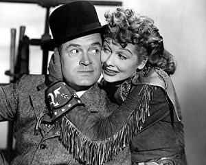 """Bob Hope and Lucille Ball in """"Fancy Pants"""""""