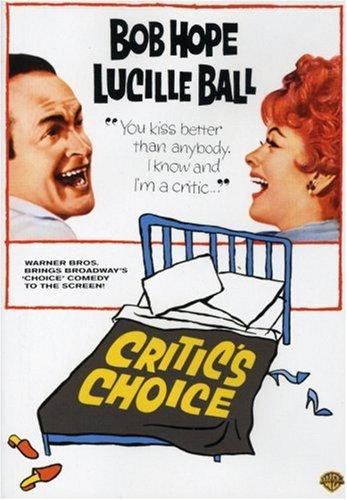Critic's Choice (1963) starringBob HopeandLucille Ball