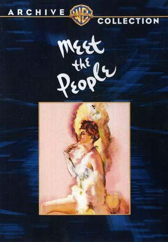Meet the People(1944) starring Lucille Ball, Dick Powell
