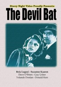 The Devil Bat, starring Bela Lugosi