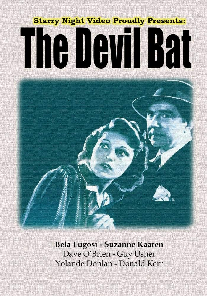 The Devil Bat, starring Bela Lugosi