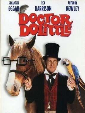 Doctor Dolittle [1967] starring Rex Harrison, Samantha Eggar, Anthony Newley, Richard Attenborough, Peter Bull