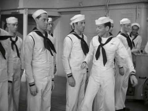 We Saw the Sea song lyrics - by Irving Berlin, performed by Fred Astaire and chorus in Follow the Fleet