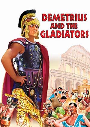Demetrius and the Gladiators (1954) starring Victor Mature, Susan Hayward