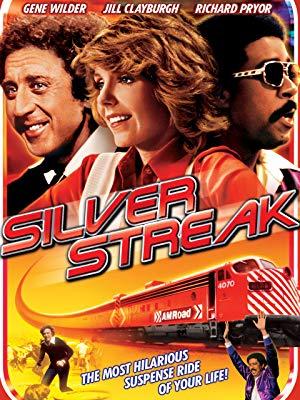 Silver Streak (1976) starring Gene Wilder, Richard Pryor, Jill Clayburgh