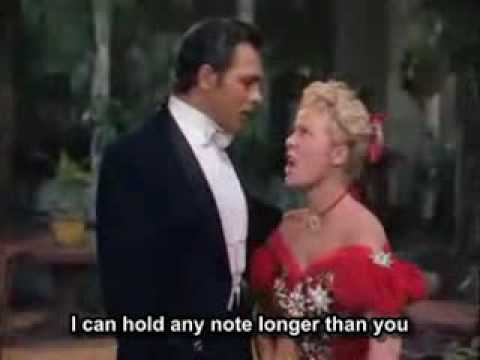 Anything You Can Do song lyrics, performed by Betty Hutton and Howard Keel in Annie Get Your Gun, written by Irving Berlin
