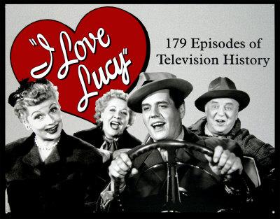 I Love Lucy theme song lyrics by Harold Adamson and Eliot Daniel