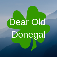 Song lyrics to Dear Old Donegal, written by Steve Graham