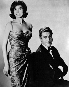 Mary Tyler Moore and Dick Van Dyke in The Dick Van Dyke Show, 1964