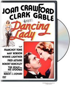 Dancing Lady (1933) starring Joan Crawford, Errol Flynn, Franchot Tone