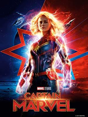 Captain Marvel (2019) starring Brie Larson, Samuel L. Jackson