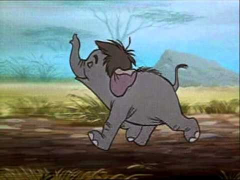 Song lyrics to Colonel Hathi's March, Words and Music by Richard M. Sherman and Robert B. Sherman, performed in Walt Disney's The Jungle Book
