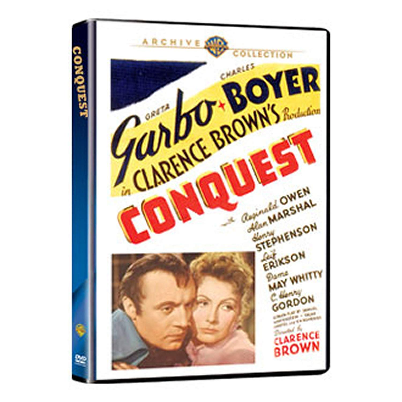 Conquest (1937) starring Charles Boyer, Greta Garbo