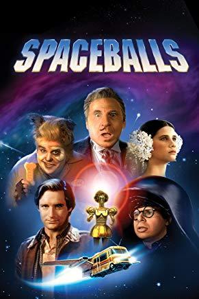 Spaceballs (1987) starring Bill Pullman, John Candy, Rick Moranis, Mel Brooks, Daphne Zuniga, Dick Van Patten, Joan Rivers