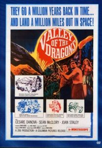 Valley of the Dragons (1961) starring Cesare Danova, Sean McClory, Joan Staley, Danielle De Metz