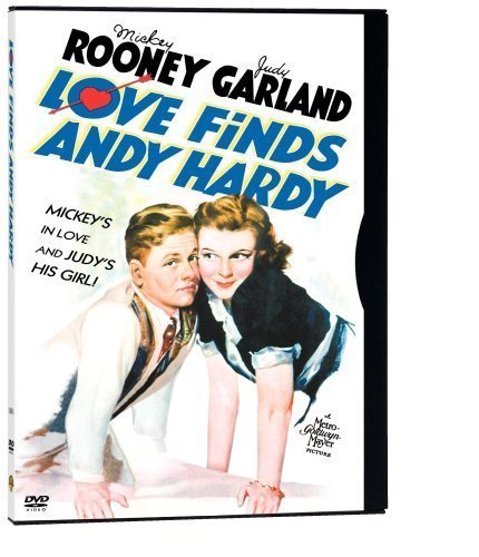 Love Finds Andy Hardy (1938), starring Mickey Rooney, Judy Garland, Lana Turner, Ann Rutherford