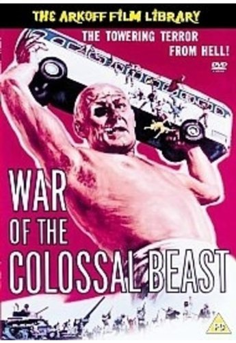 The War of the Colossal Beast (1958) starring Sally Fraser, Dean Parkin