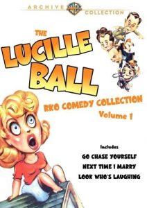 Lucille Ball RKO Comedy Collection Volume 1