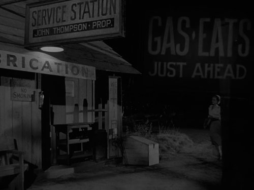 The Hitch Hiker - Twilight Zone season 1