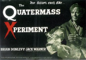 The Quartermass Xperiment (1955) starring Brian Donlevy, Richard Wordsworth