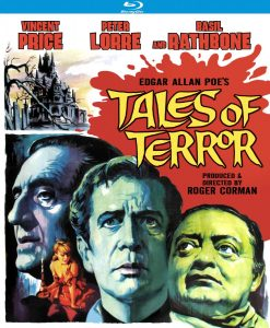 Tales of Terror (1962) starring Vincent Price, Peter Lorre, Basil Rathbone, Joyce Jameson by Roger Corman