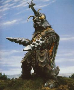 Megalon, the primary antagonist in Godzilla vs. Megalon