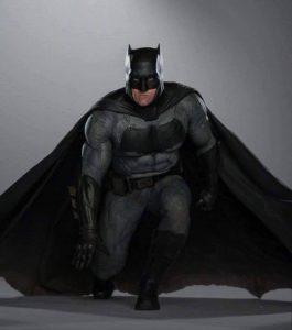 """Ben Affleck as Batman in """"Batman V Superman - Dawn of Justice"""""""